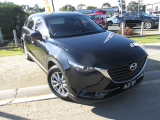2017 Mazda CX-9 TC Sport SKYACTIV-Drive Black 6 Speed Sports Automatic Wagon.