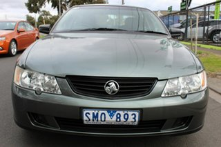 2003 Holden Commodore VY Executive Grey 4 Speed Automatic Sedan.