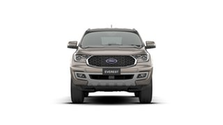 2021 Ford Everest UA II 2021.75MY Trend Silver 6 Speed Sports Automatic SUV.