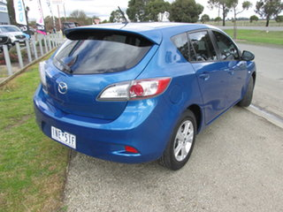 2013 Mazda 3 BL10F2 MY13 Neo Activematic Blue 5 Speed Sports Automatic Hatchback