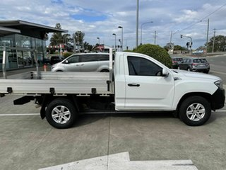 2017 LDV T60 SK8C Pro White 6 Speed Manual Cab Chassis.