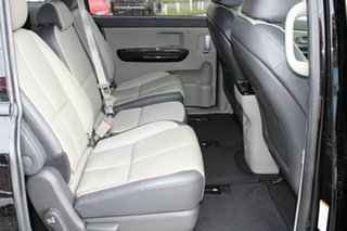 2018 Kia Carnival YP MY18 Platinum Black 6 Speed Sports Automatic Wagon