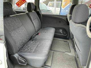 2003 Toyota Tarago ACR30R GLi White 4 Speed Automatic Wagon