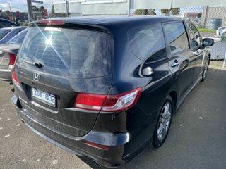 2009 Honda Odyssey 20 MY06 Upgrade Luxury Black 5 Speed Sequential Auto Wagon.