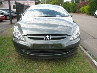 2004 Peugeot 307 CC Dynamic Grey 5 Speed Manual Cabriolet