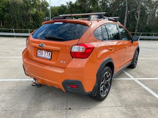 2014 Subaru XV MY14 2.0I Orange 6 Speed Manual Wagon.
