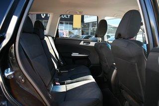 2008 Subaru Forester S3 MY09 XT AWD Black 4 Speed Sports Automatic Wagon