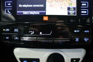 2016 Toyota Prius ZVW50R I-Tech White 1 Speed Constant Variable Liftback Hybrid