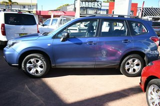 2014 Subaru Forester MY14 2.5I Blue Continuous Variable Wagon
