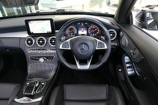 2018 Mercedes-Benz C-Class A205 809MY C43 AMG 9G-Tronic 4MATIC Black 9 Speed Sports Automatic
