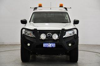 2017 Nissan Navara D23 S2 SL Silver 7 Speed Sports Automatic Utility.