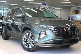 2021 Hyundai Tucson NX4.V1 MY22 Elite D-CT AWD Red 7 Speed Sports Automatic Dual Clutch Wagon.