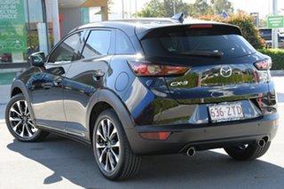 2020 Mazda CX-3 DK2W7A sTouring SKYACTIV-Drive FWD Black 6 Speed Sports Automatic Wagon.