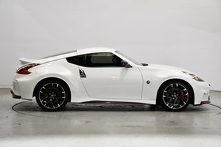 2018 Nissan 370Z Z34 MY19 Nismo White 6 Speed Manual Coupe