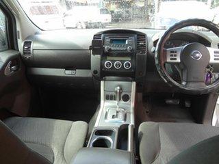 2013 Nissan Navara D40 MY12 ST (4x2) White 5 Speed Automatic Dual Cab Pick-up