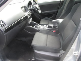 2016 Mazda CX-5 MY15 Maxx (4x2) Silver 6 Speed Automatic Wagon