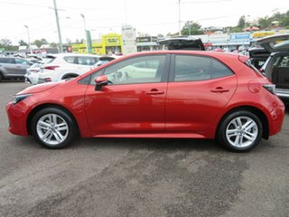 2018 Toyota Corolla Mzea12R Ascent Sport Red 10 Speed Constant Variable Hatchback