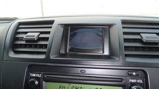 2009 Toyota Kluger GSU45R KX-R AWD White 5 Speed Sports Automatic Wagon