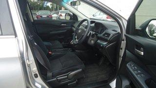 2012 Honda CR-V RM VTi 4WD Silver 5 Speed Automatic Wagon