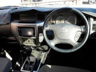 2008 Nissan Patrol GU 6 MY08 ST Grey 4 Speed Automatic Wagon