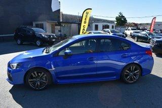 2015 Subaru WRX MY15 (AWD) Blue 6 Speed Manual Sedan