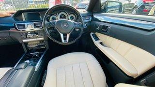 2013 Mercedes-Benz E-Class W212 MY13 E400 7G-Tronic + Black 7 Speed Sports Automatic Sedan