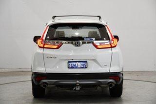 2018 Honda CR-V RW MY18 VTi-L FWD White 1 Speed Constant Variable Wagon