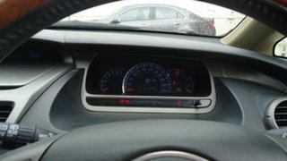 2008 Honda Odyssey 3rd Gen MY07 Luxury White 5 Speed Sports Automatic Wagon