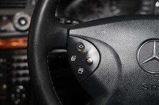 2004 Mercedes-Benz E-Class W211 E320 Elegance Silver 5 Speed Sports Automatic Sedan