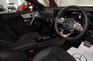 2021 Mercedes-Benz A-Class W177 801+051MY A180 DCT Cosmos Black 7 Speed Sports Automatic Dual Clutch.