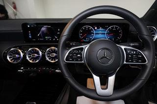 2021 Mercedes-Benz A-Class W177 801+051MY A180 DCT Mountain Grey 7 Speed