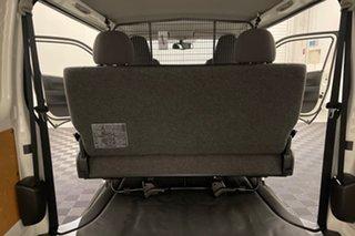 2016 Toyota HiAce KDH201R Crewvan LWB French Vanilla 4 speed Automatic Van Wagon
