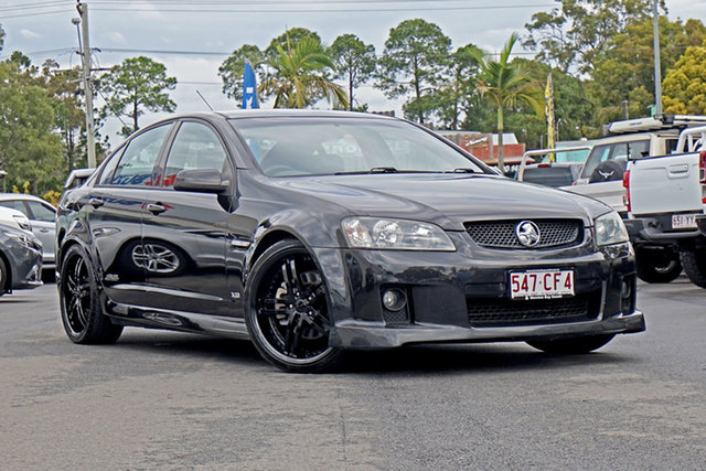 Used Holden Commodore VE SS Chandler, 2007 Holden Commodore VE SS Black 6 Speed Sports Automatic Sedan