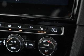 2018 Volkswagen Golf 7.5 MY18 110TSI DSG Highline Black 7 Speed Sports Automatic Dual Clutch