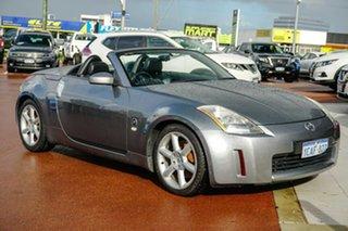2005 Nissan 350Z Z33 MY05 Grey 5 Speed Sports Automatic Roadster.