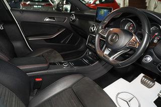 2017 Mercedes-Benz A-Class W176 808MY A200 DCT Cirrus White 7 Speed Sports Automatic Dual Clutch.