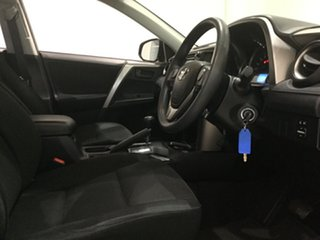 2015 Toyota RAV4 ZSA42R GX 2WD Black Sand Pearl 7 Speed Constant Variable Wagon