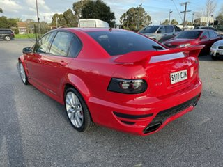 2009 Holden Special Vehicles ClubSport E Series 2 R8 Red 6 Speed Manual Sedan