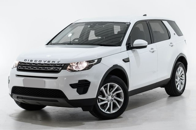 Used Land Rover Discovery Sport L550 18MY SE Berwick, 2017 Land Rover Discovery Sport L550 18MY SE White 9 Speed Sports Automatic Wagon