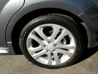 2009 Ford Focus LV Zetec Grey 4 Speed Sports Automatic Hatchback