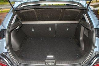 2018 Hyundai Kona OS MY18 Highlander D-CT AWD Silver 7 Speed Sports Automatic Dual Clutch Wagon