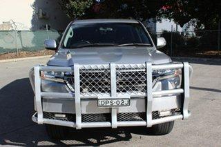 2017 Toyota Landcruiser VDJ200R GXL Silver 6 Speed Sports Automatic Wagon
