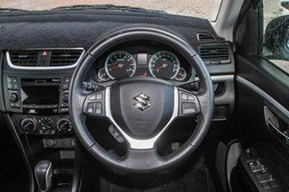 2013 Suzuki Swift FZ MY14 GL White 4 Speed Automatic Hatchback