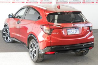2018 Honda HR-V MY18 RS Red Continuous Variable Wagon.