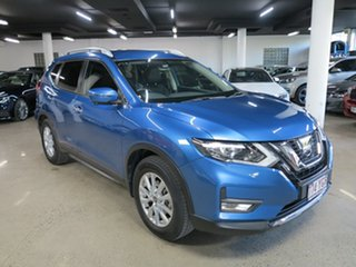 2018 Nissan X-Trail T32 Series II ST-L X-tronic 2WD Blue 7 Speed Constant Variable Wagon.