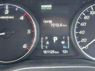 2014 Mitsubishi Outlander ZJ MY14.5 LS 4WD Silver 6 Speed Sports Automatic Wagon