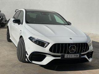 2021 Mercedes-Benz A-Class A45 AMG - S White Sports Automatic Dual Clutch Hatchback.