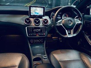 2014 Mercedes-Benz GLA-Class X156 805+055MY GLA250 DCT 4MATIC Black 7 Speed.