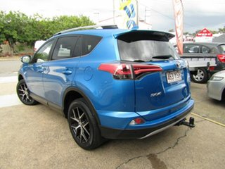 2018 Toyota RAV4 ZSA42R GXL 2WD Blue 7 Speed Constant Variable Wagon.