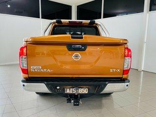 2016 Nissan Navara D23 ST-X Gold 7 Speed Sports Automatic Utility.